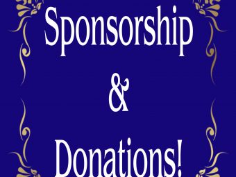 Sponsorships & Donations